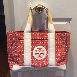 Tory Burch Authentic Tote Bag Used